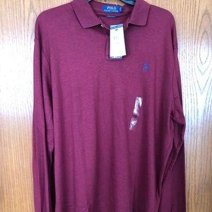 NWT! Men's Polo Ralph Lauren Shirt Size XL